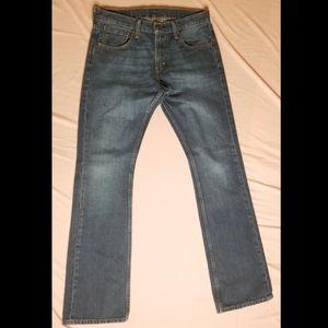 Levi's 527 Bootcut Jeans Size W31 x L34